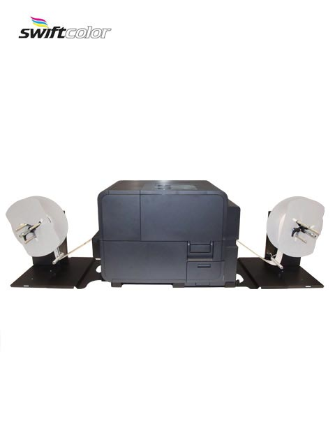 Roll to roll system for Swiftcolor SCL-4000D