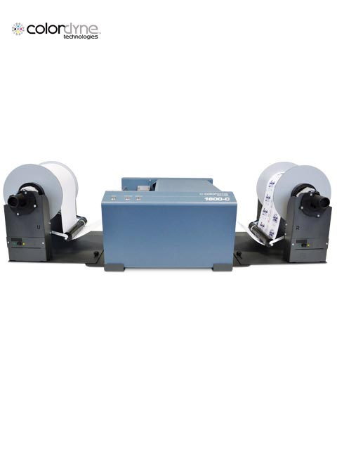 Roll to roll system for Colordyne CDT 1600-C