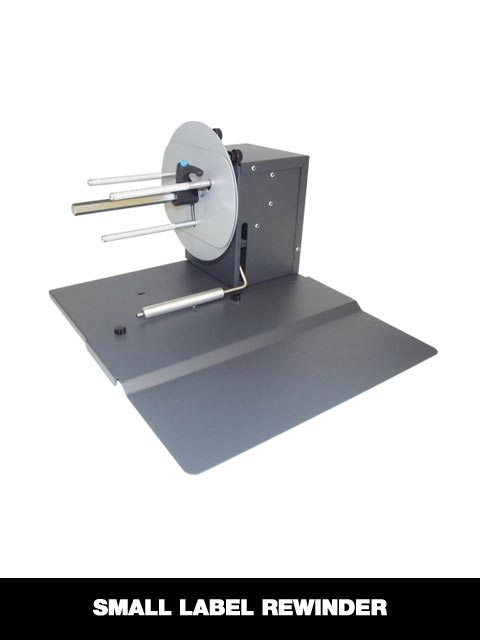 small label rewinder
